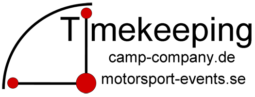 Timekeeping Camp Company / Motorsport Events